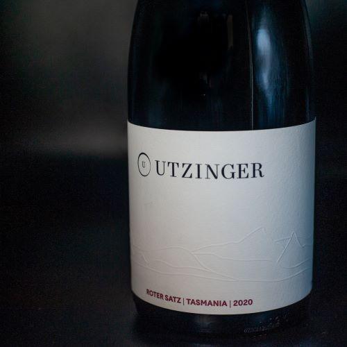 Bottle of Roter Satz - Utzinger Wines